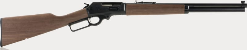 "Marlin 70458 1895 CBA Lever 45-70 Government 18.5"" 6+1 Black Walnut Stock Blued"