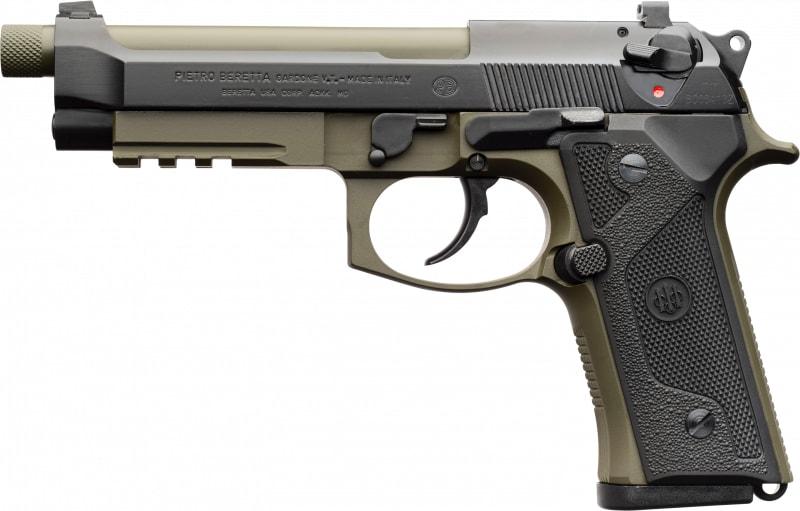 Beretta J92M9A3M1 M9A3F Green/Black 17R