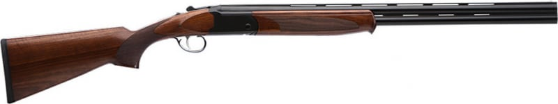 "Savage Arms Stevens 22168 555 Over/Under 410GA 26"" 3"" Turkish Walnut Stock Blued"