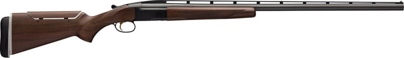 "Browning 017081401 BT-99 Adjustable B&C Break Open 12GA 34"" 2.75"" Walnut Adjustable Stock Steel"