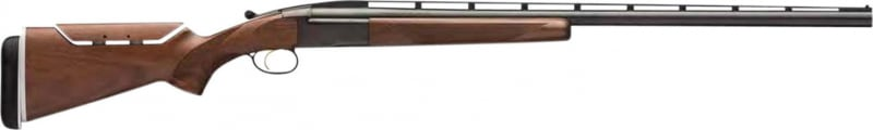 "Browning 017081402 BT-99 Adjustable B&C Break Open12GA 32"" 2.75"" Black Walnut Adjustable Stock Blued"