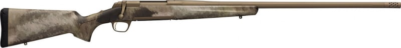 "Browning 035389248 X-Bolt Hells Canyon Bolt 270 WSM 26"" 3+1 Synthetic A-TACS AU Stock Burnt Bronze Cerakote"