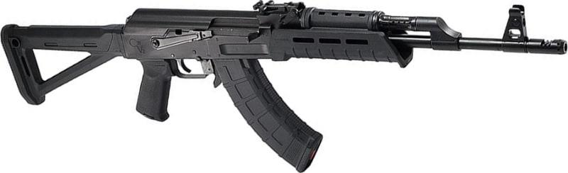 Century Arms C39v2 Milled AK-47 7.62x39 Semi-Auto, w/ Magpul MOE Furniture - RI2399-N