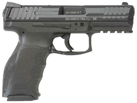 "HK VP9 9mm 4.09"" Barrel (3)15rd Mags w/ Night Sights, Law Enforcement Model - 700009LE-A5"