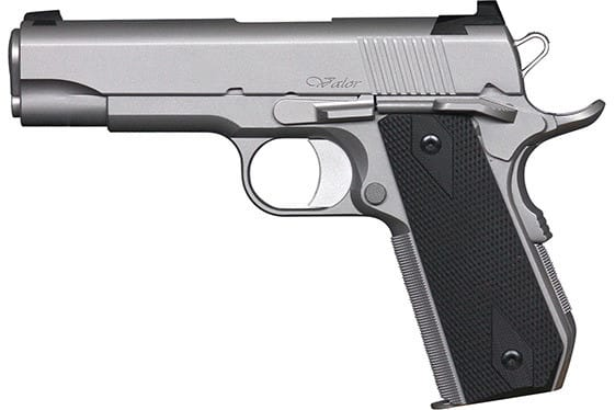 CZ USA 01982D Wesson Valor Bobtail Commander 4.25 SS