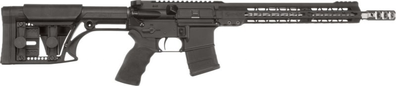 """ArmaLite M153GN13CO M-15 Competition Rifle *CO Compliant* Semi-Auto .223/5.56 NATO 16"""" MB 10+1 MBA-1 Hard Coat Anodized/Black Phosphate"""