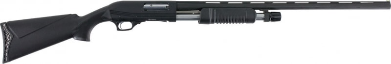 "Hatfield USP12P PAS Pump 12GA 28"" 3"" Black"