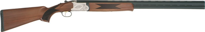 "TriStar 33317 Hunter EX LT Over/Under 28GA 28"" 2.75"" Turkish Walnut Stock Steel"