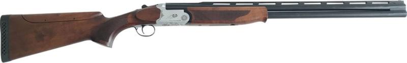 "Rock Island SP12109 Shotgun Over/Under 12GA 28"" 3"" Walnut Stock Steel"