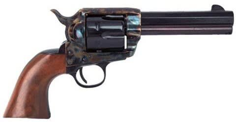 "El Malo Single Action Revolver .45LC, 4.75"" Octagon Barrel, Color-Case Hardened Frame by Cimarron - PP410MALO"