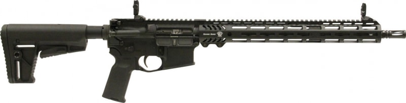 "Adams Arms FGAA00239 P2 Rifle Semi-Auto .223/5.56 NATO 16"" 30+1 Hard Coat Anodized"