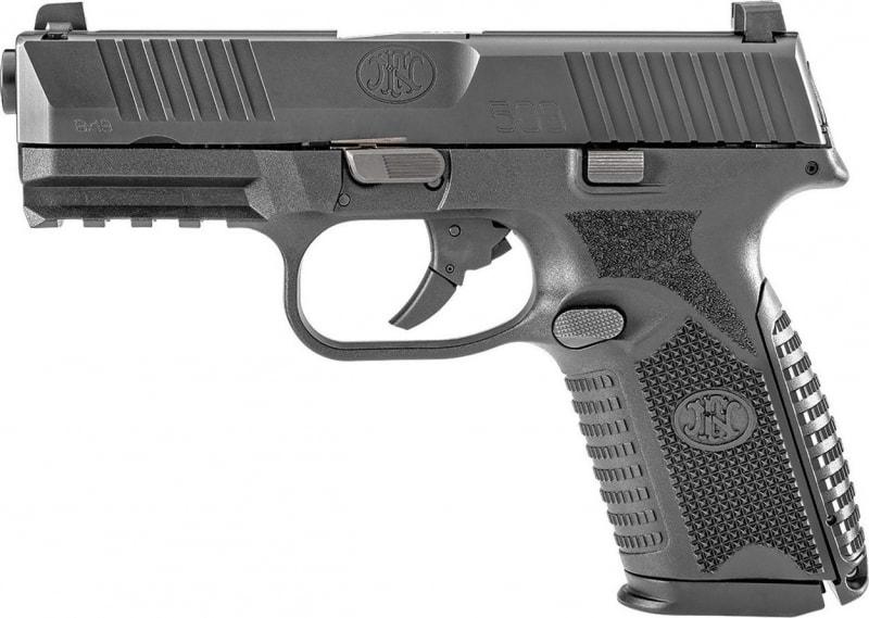FN 66100463 509 Midsize 15rdBlack