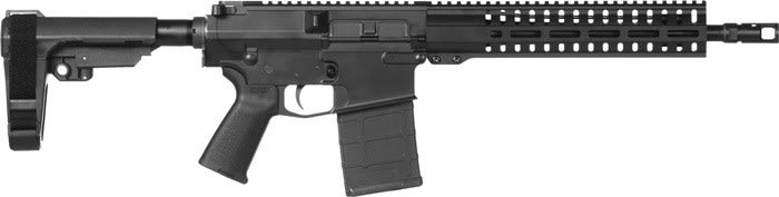 CMMG 38A925B Pistol Banshee 200 MK3 .308 WIN. 20rd Black