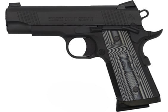 Colt Defense O9840CCU CCU Commander 4.25 SS PVD Black Slide