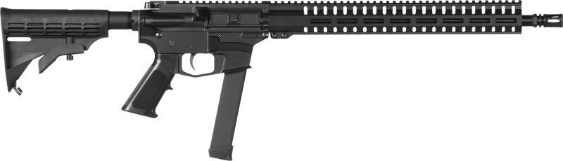 CMMG 99AE6AE Rifle Resolute 100 MKGS (GLOCK) 33rd Black