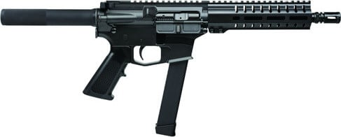 CMMG 99A5194 Pistol Banshee 100 MKGS (GLOCK) 33rd Black