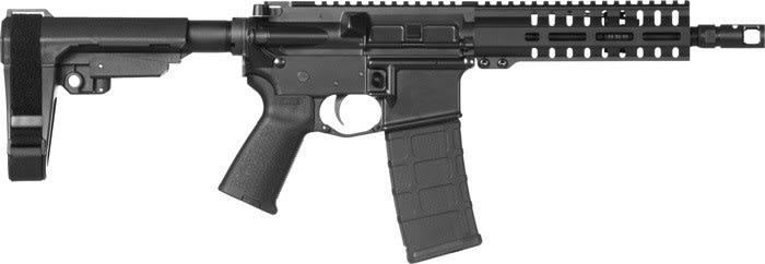 CMMG 30A817B Pistol Banshee 200 MK4 .300AAC 30rd Black