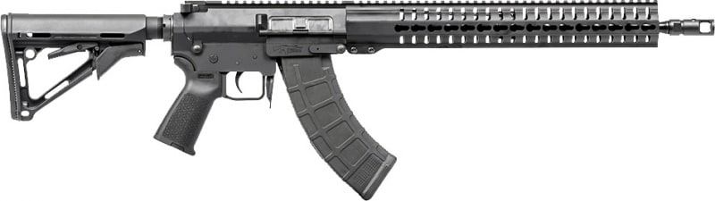 CMMG Mk-47 AKM SBN Mutant Rifle, 7.62x39mm, Semi-Auto, CMMG 76AFCD7