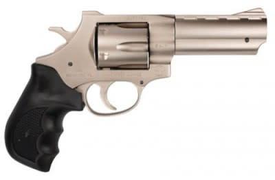 "EAA Windicator .357 Mag 4"" Bbl, #6 Shot Revolver, Nickel - 770128"