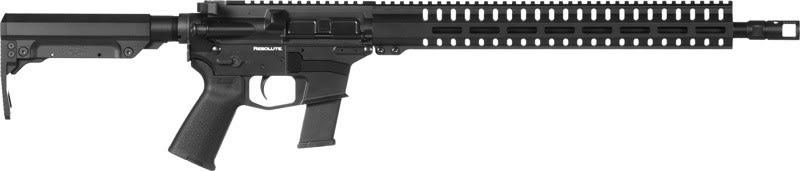 CMMG 45AE550GB Rifle Resolute 300 MKG 45 ACP(GLOCK)13rd Graphite Black
