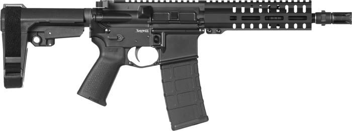 CMMG 30A81E2GB Pistol Banshee 300 MK4 .300AAC 30rd Graphite Black
