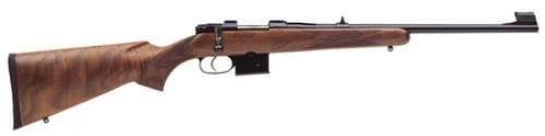 CZ USA 527 Carbine 7.62x39 18.5 FS Rifle, Walnut Single Set Trigger - 03050