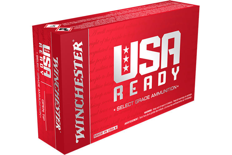 Winchester Ammo RED223 223 62 Usready - 20rd Box