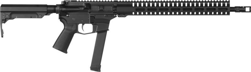 CMMG 99AE65D Rifle Resolute 200 MKGS (GLOCK) 33rd Black