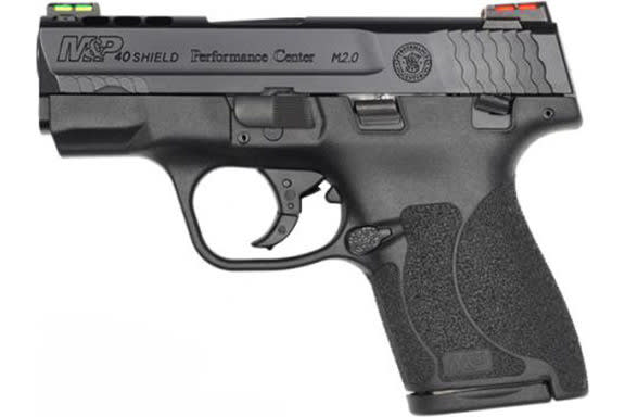 Smith & Wesson M&P40 Shield 11868 PFMC 40 3.1 PT 2.0 Hiviz TS