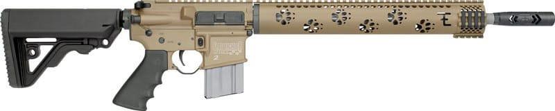 "Rock River Arms FE1515TAN LAR15 PREDATOR2 .223 Wylde 6 POS Stock 16"" Barrel Rockote TAN"