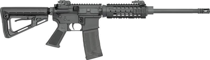 "Rock River Arms BB1420 BTB Carbine NATO 6 POS NSP2 Stock 16"" Barrel Black"