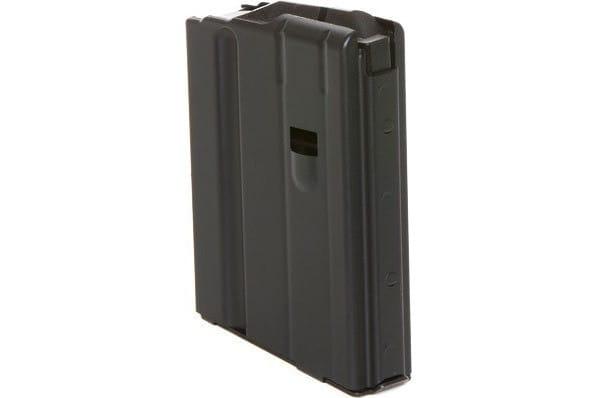 CPD 5X62041185CPD 762X39 5rd Black MagBlack Followr