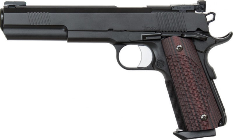 "Dan Wesson 01882 1911 Bruin Single 45 ACP 6.3"" 8+1 Black"