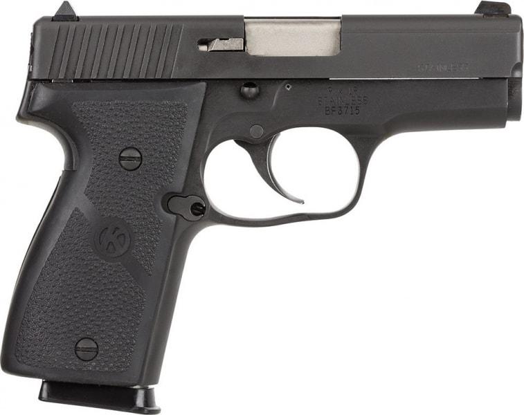 """Kahr Arms K9094 K9 Black DAO 9mm 3.5"""" 7+1 Black Poly Grip Black"""