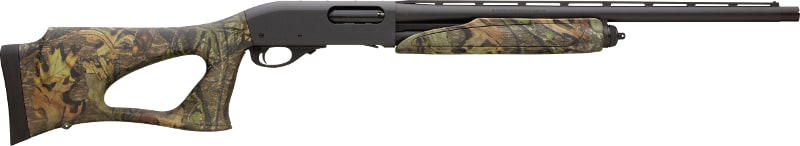 "Remington 870 Express Shurshot Synthetic 12GA Shotgun, 21"" Mossy Oak Obsession - REM 81114"