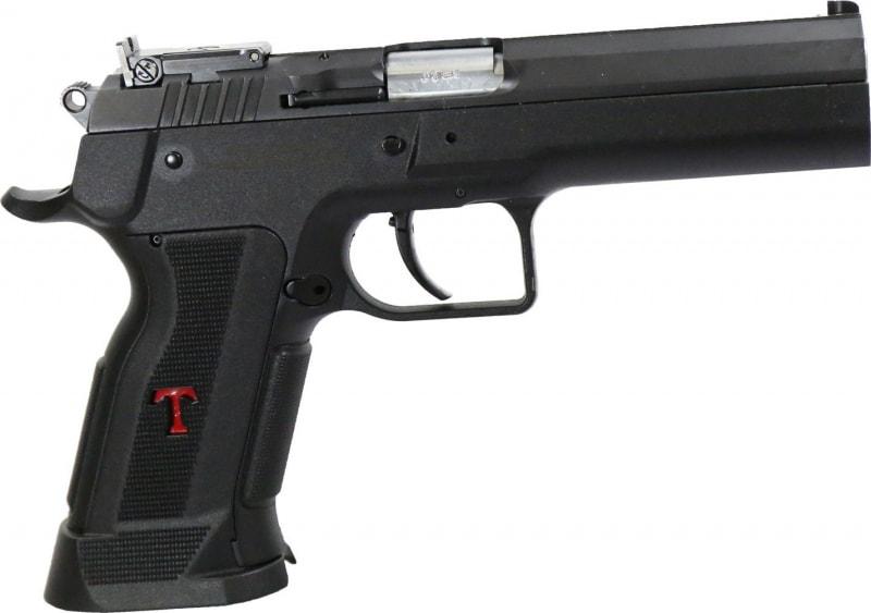 "EAA 600663 Witness DA/SA 9mm Luger 4.75"" 19+1 Black Polymer Grip Black"