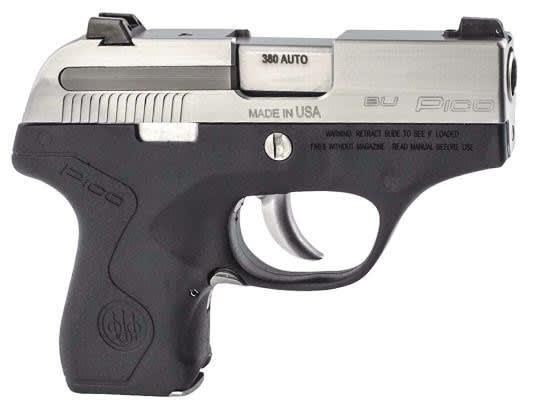 Beretta Pico Compact .380 Cal Semi-Auto Pistol JMP8D25