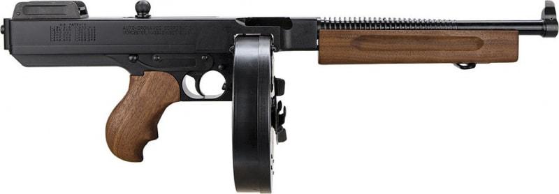 "Thompson TA5 1927A1 Standard Single Action 45 ACP 10.5"" 50+1 Walnut Grip Blued"