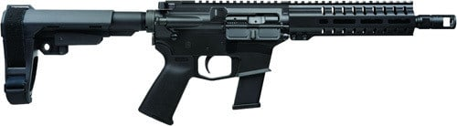 CMMG 99A51D7 Pistol Banshee 200 MKGS (GLOCK) 33rd Black