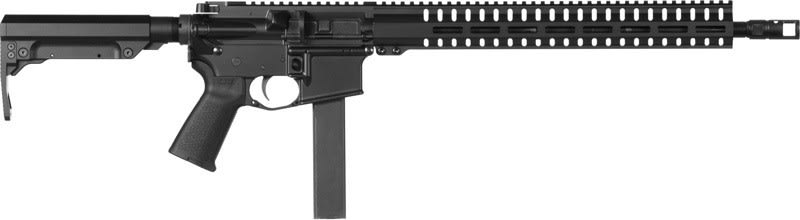 CMMG 90A1AC9 Rifle Resolute 200 MK9 (COLT) 32rd Black