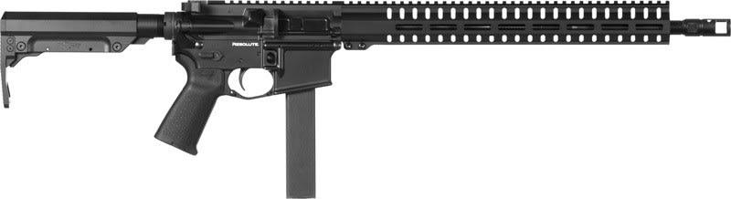 CMMG 90A1A68GB Rifle Resolute 300 MK9 (COLT) 32rd Graphite Black
