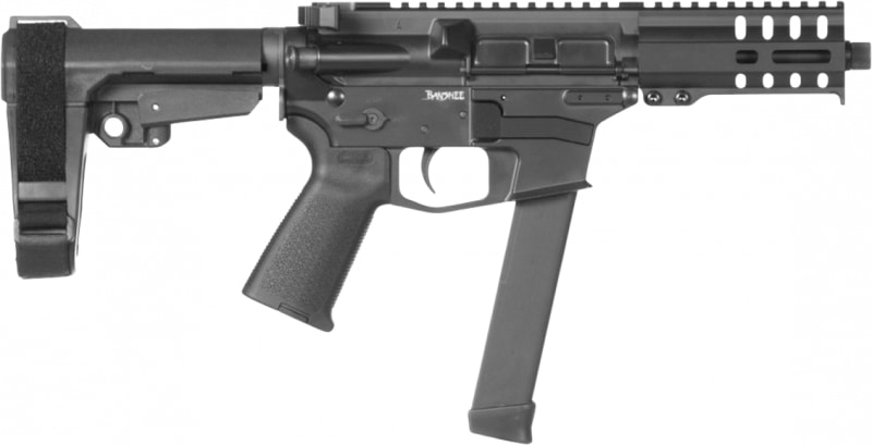 CMMG 99A172F-GB Banshee 300 MKGS 5 Black