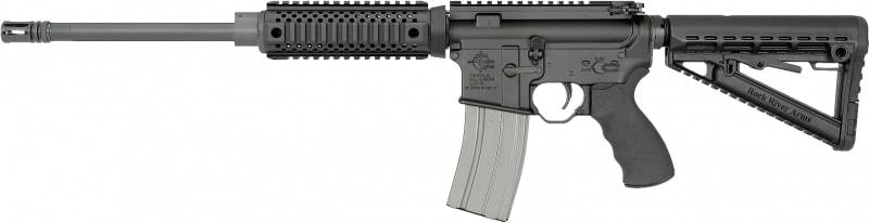 """Rock River Arms AR1410 LAR-15 Delta Semi-Auto 16"""" 30+1 RRA Delta CAR Stock Black"""