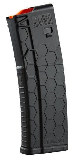 Hexmag AR-15 5.56/.223/.300 Black 30 Round Magazine - HX30ARBLK