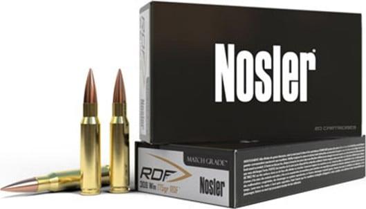 NOS 60135 Match 6MM CRD 105 RDF HPBT - 20rd Box