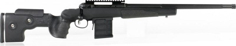 "Savage 22597 10 GRS Law Enforcement Bolt 6mm Creedmoor 26"" 10+1 GRS Benchrest Synthetic Adjustable Black"
