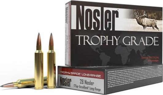 NOS 60146 Trophy 6.5 Gren 129 ACU LR - 20rd Box