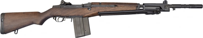 BM-59 7.62 NATO/.308 Caliber Mag Fed Semi-Auto Rifle w/ New Barrel on James River Receivers, by JRA