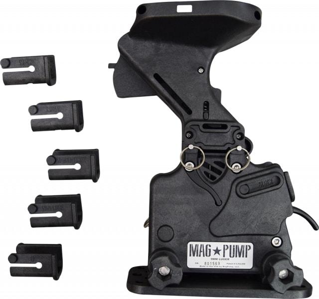 MagPump Magazine Loader Compatible for 9mm - Multi Pistol Compatible