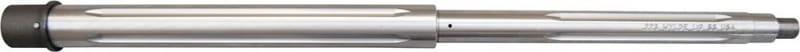 "AR-15 18"" Heavy Barrel, .223 WYLDE, 1:9, Straight Fluted, Stainless"